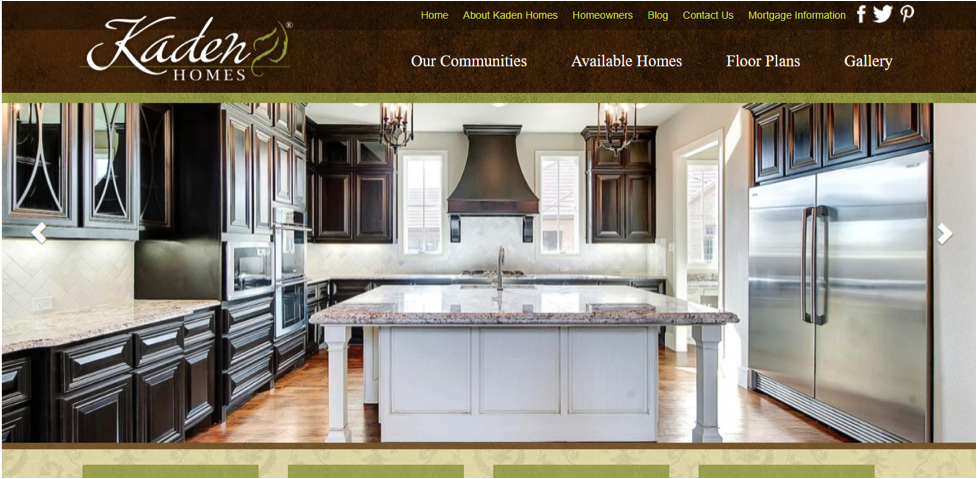 5 Must-Haves for Every Home Builder Website