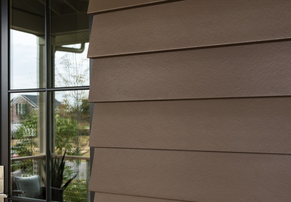 close up photo of siding