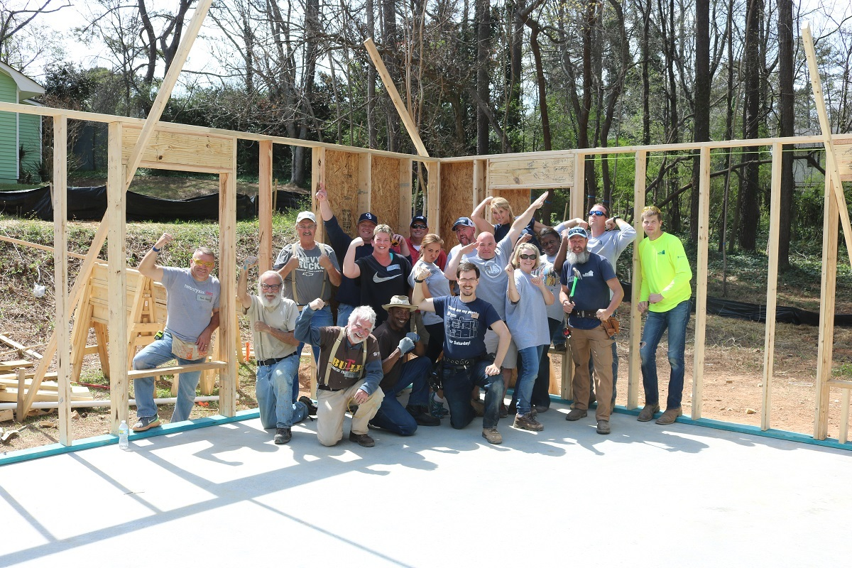 Habitat for Humanity Dekalb: 2/100