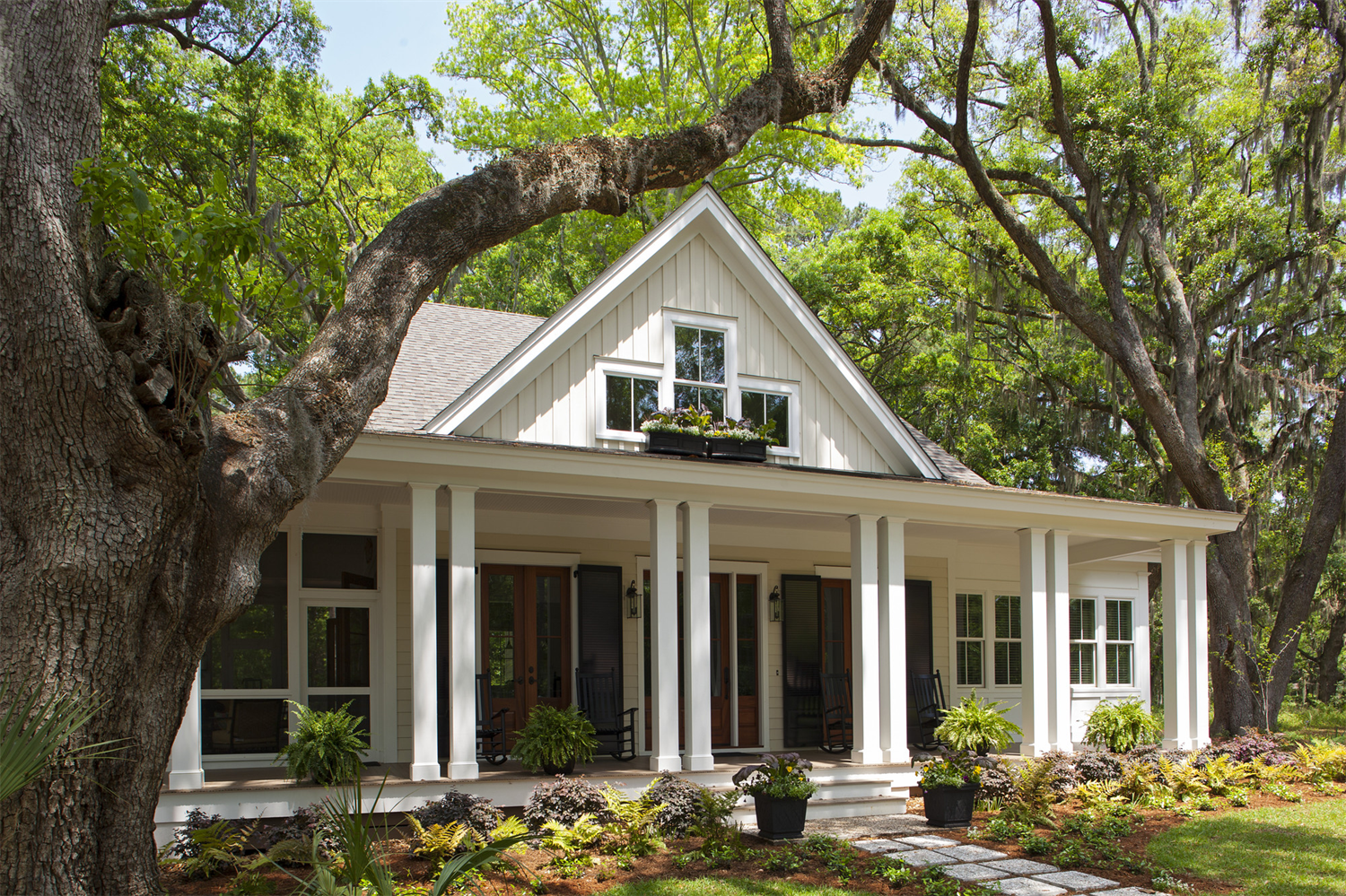 Home with James Hardie exterior siding.