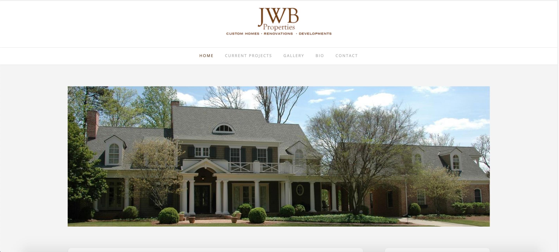 JWB Properties LLC Homepage