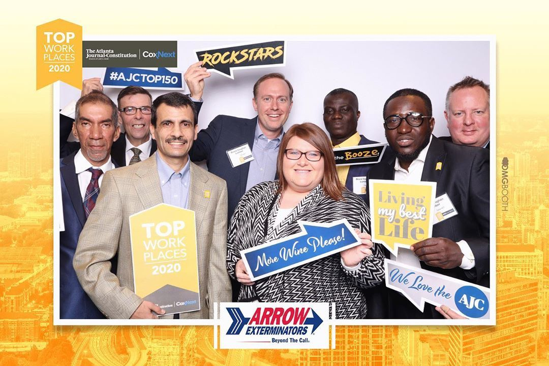We Did It Again: BVL Recognized Among Atlanta's Top 50 Workplaces in 2020