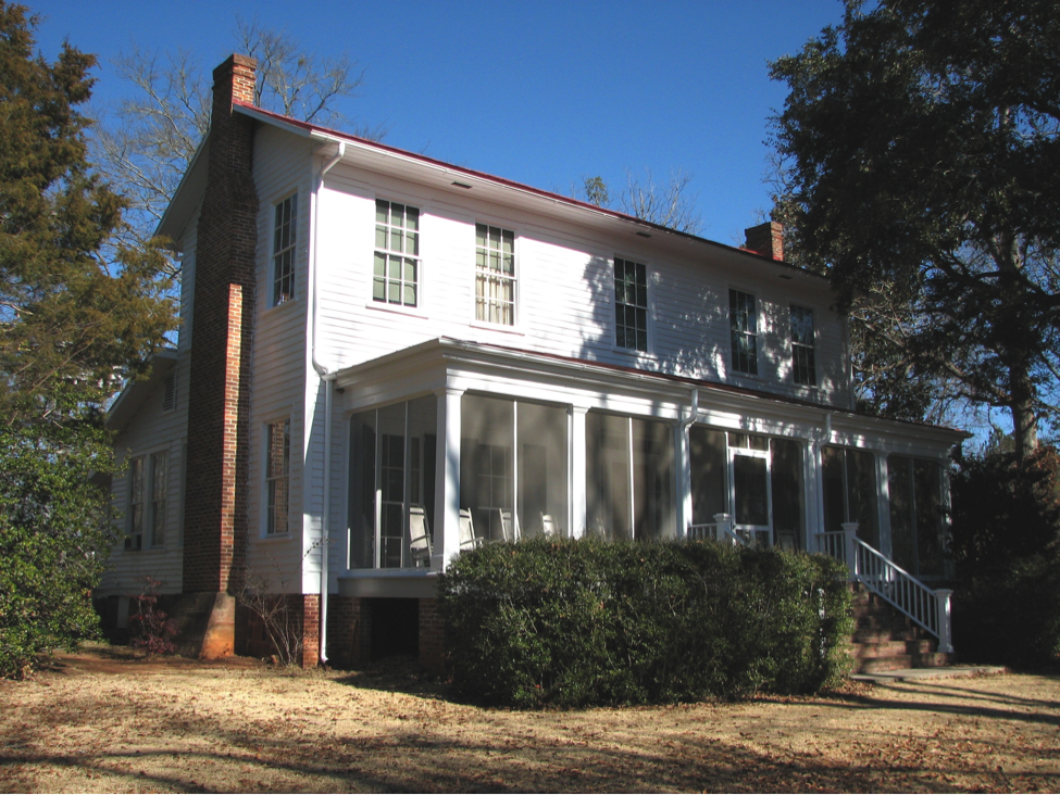 Our Favorite Historic Homes in Georgia