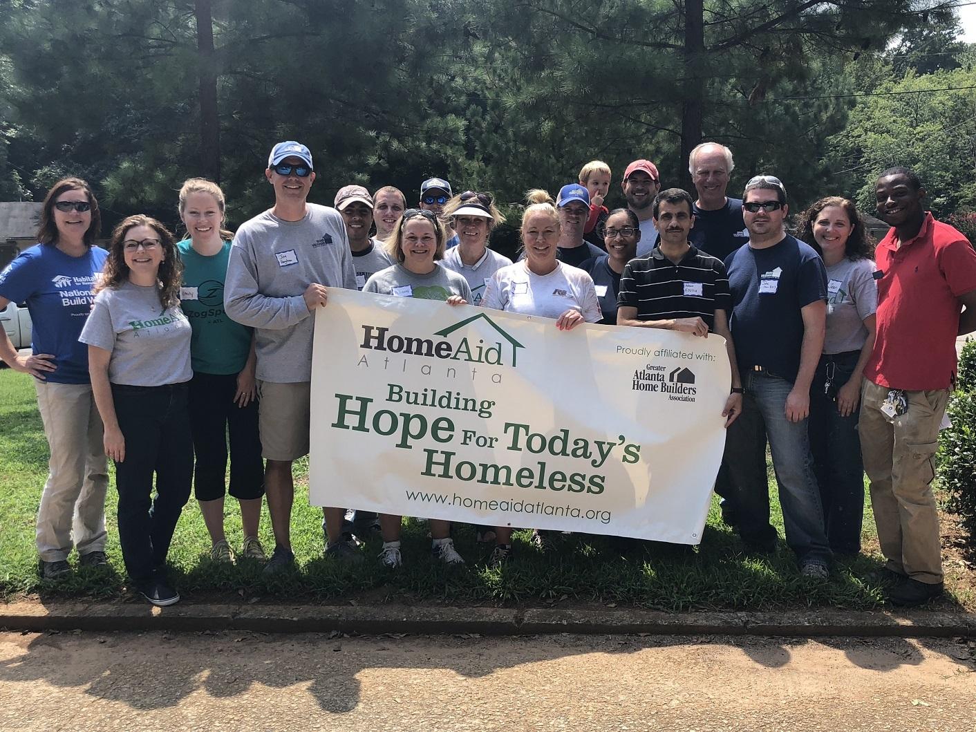 HomeAid Atlanta: 7/100