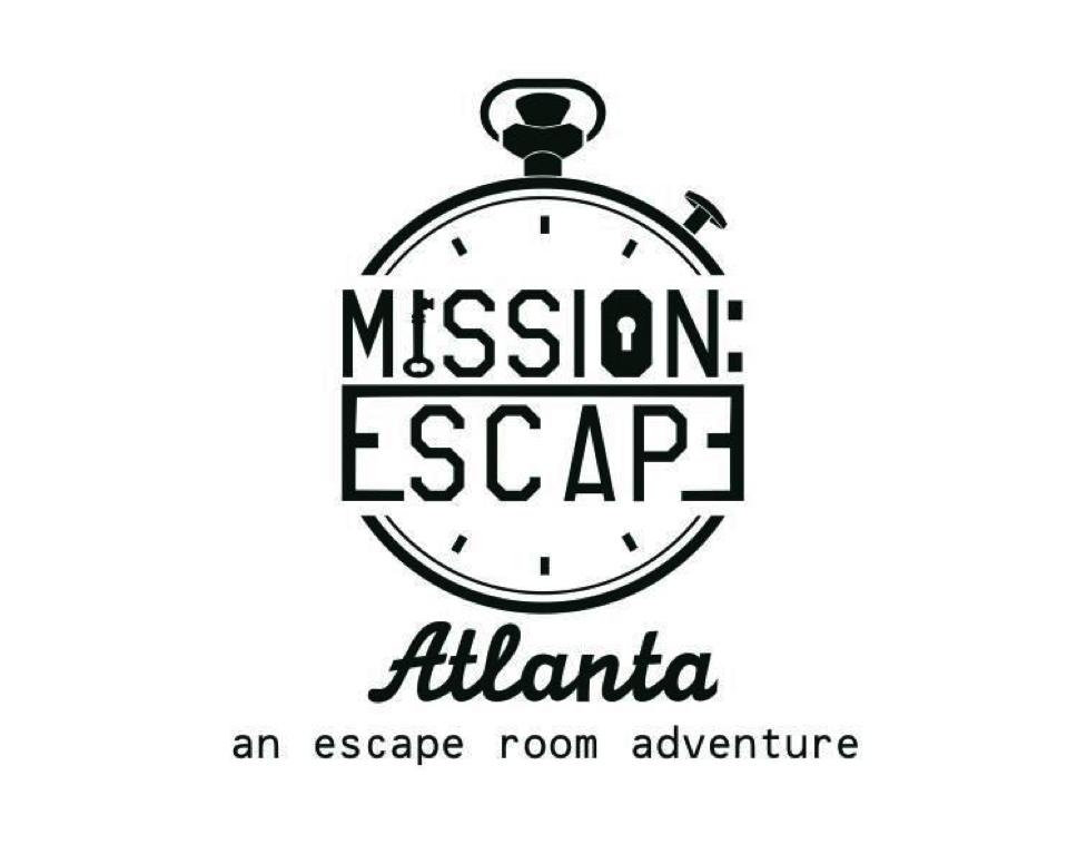 Mission Escapes Atlanta an escape room adventure logo